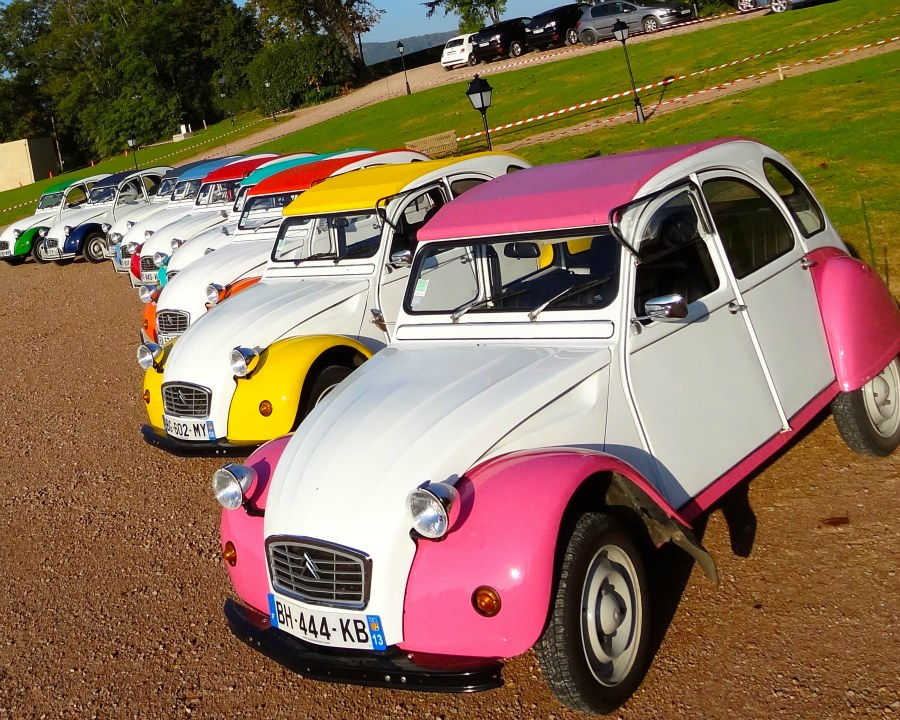 2cv chateau form