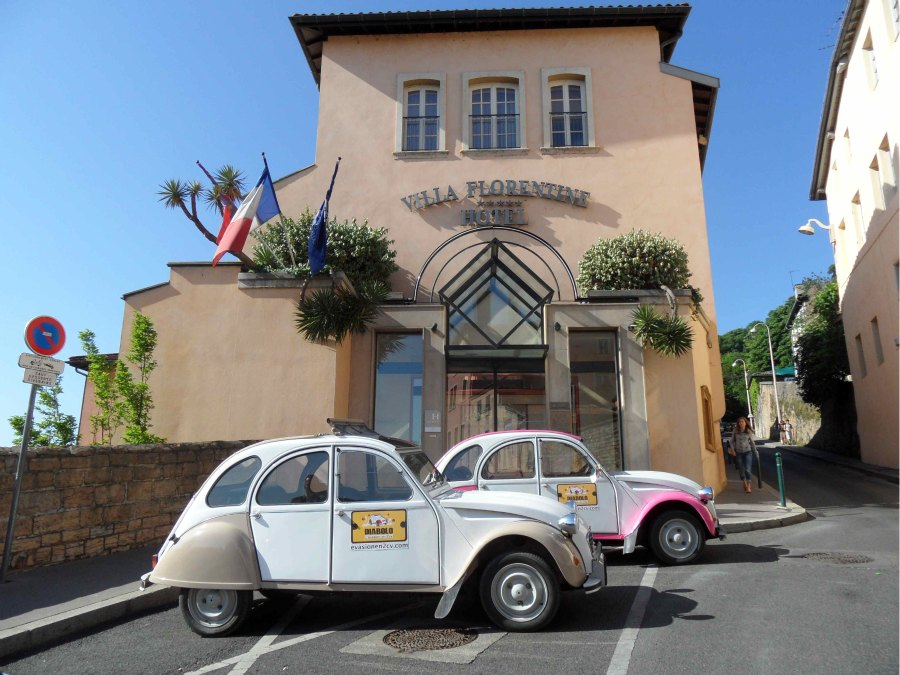 villa florentine seminaire