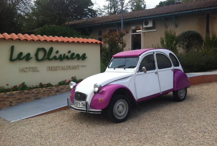 2CV Les Oliviers SD