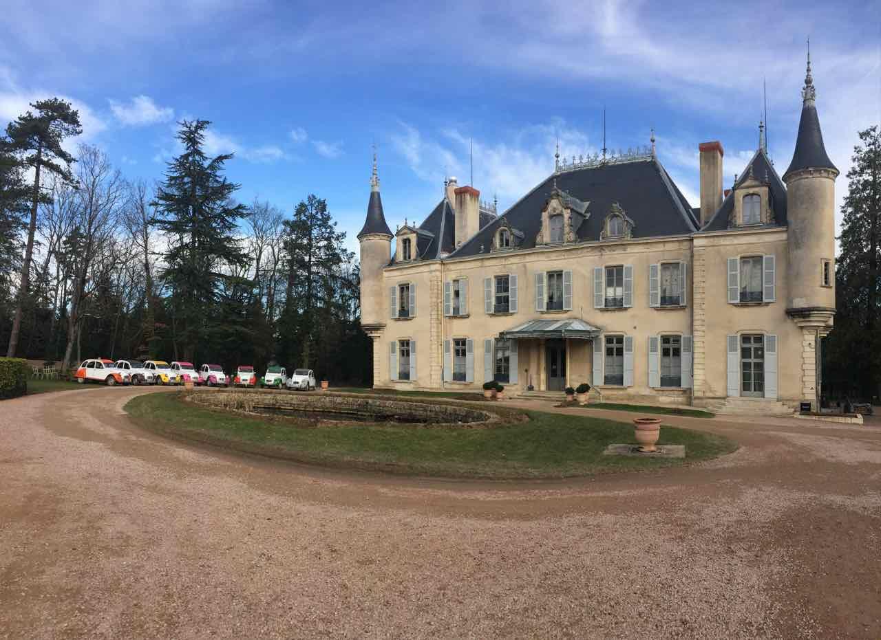seminaire entreprise beaujolais