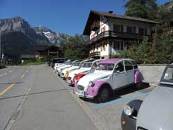 Rallye 2CV Suisse