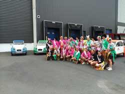 Rallye 2CV Lyon