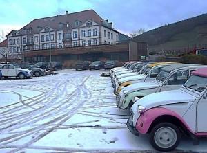 Rallye 2cv Alsace