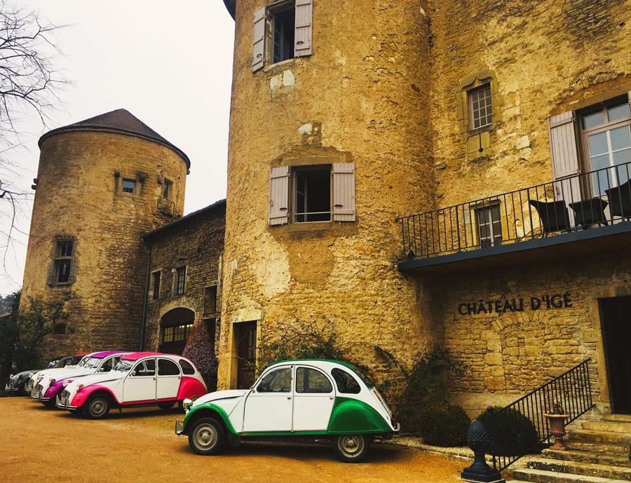 Activité séminaire Bourgogne
