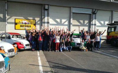 Organisez votre rallye 2CV Beaujolais – Diabolo l'évasion en 2CV