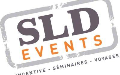 SLD Events – Organisation d'événement entreprise