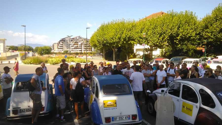 séminaire entreprise à Aix les bains