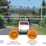 Journée Vadrouille spéciale 2CV Visu facebook