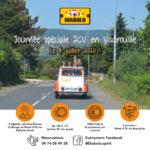 Journée spéciale 2CV en Vadrouille visu site web
